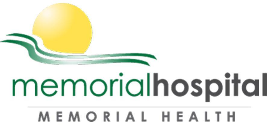 Home | Memorial Hospital